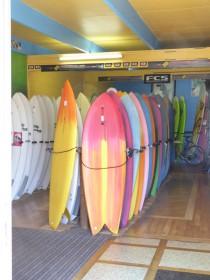 2015/03/05 Dick Van Straalen The Boardroom Surf Shop