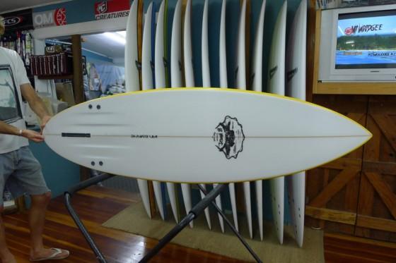Mt Woodgee Surfboards Retro Single