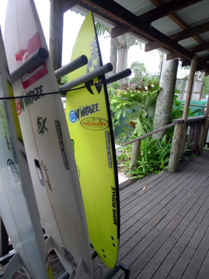 Mt Woodgee Surfboards Paige Hareb (ペイジ・ハーブ)ボード