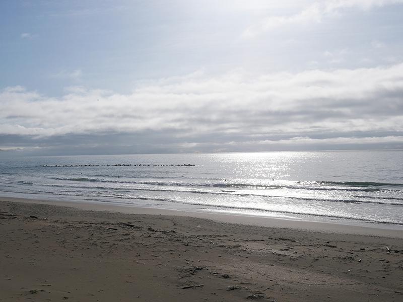 2021/05/06 7:07 須々木海岸
