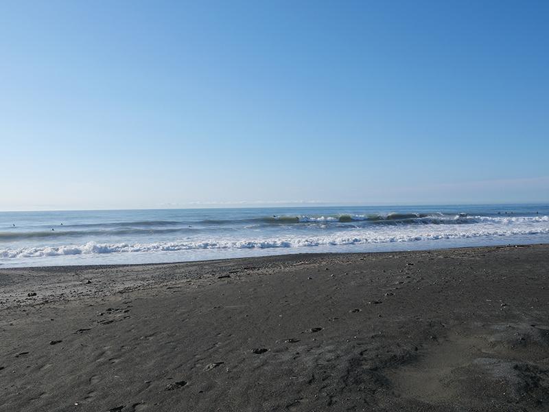 2021/05/14 6:50 静波海岸