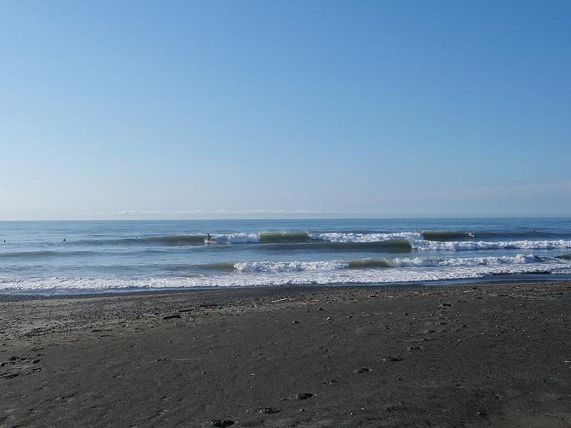 2021/05/14 6:52 静波海岸
