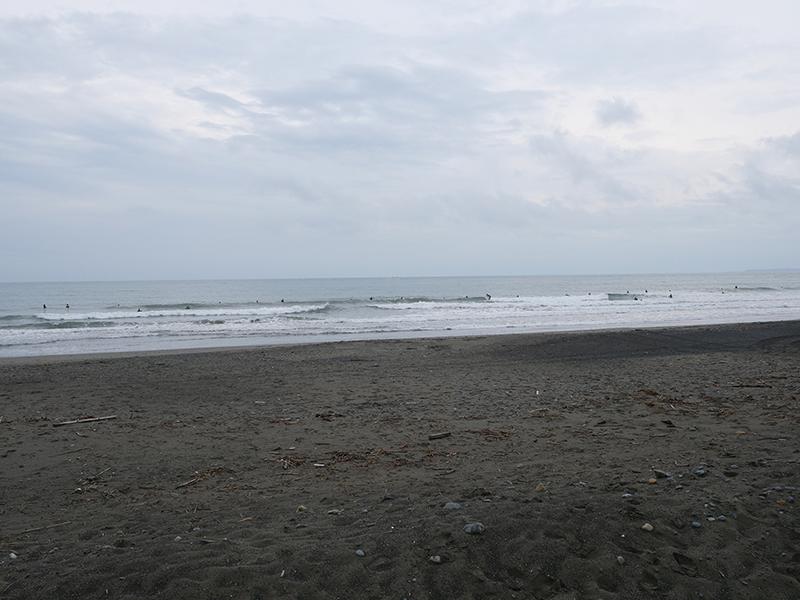 2021/05/22 8:07 静波海岸