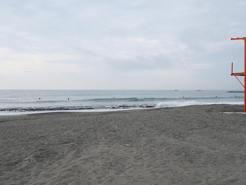 2021/06/14 6:53 静波海岸