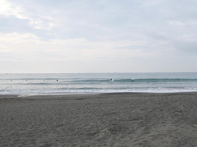 2021/06/14 6:54 静波海岸