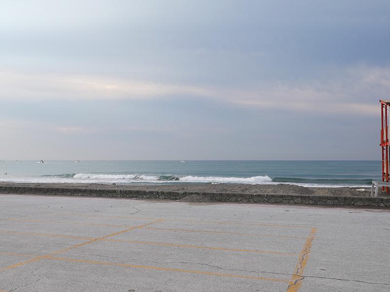2021/06/22 5:45 静波海岸