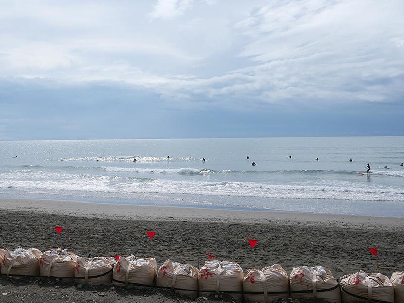 2021/08/12 8:56 鹿島ビーチ(牧之原市)