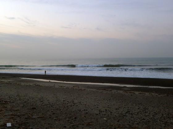2011/11/30 6:36 御前崎