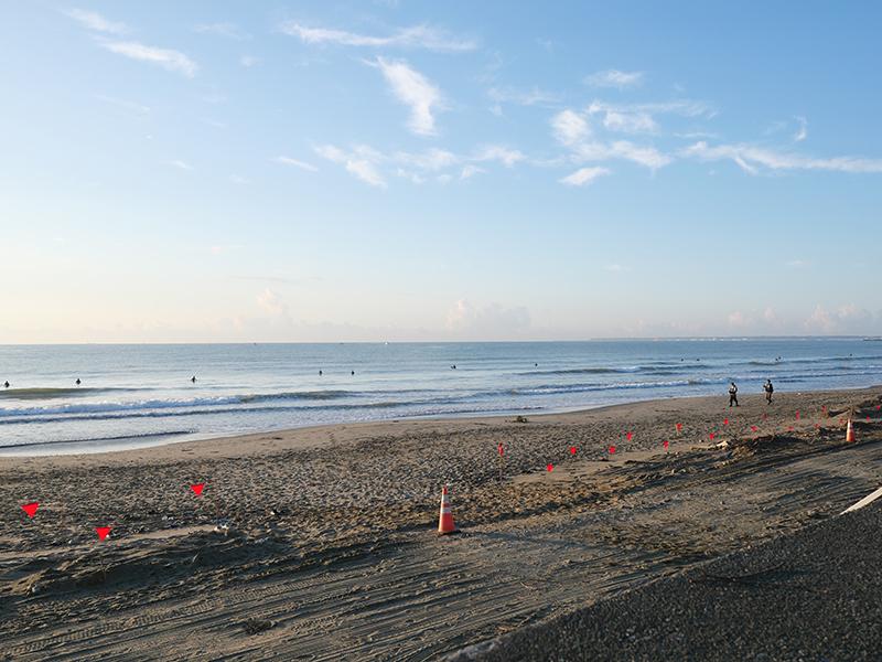 2021/10/09 6:33 鹿島ビーチ(牧之原市)
