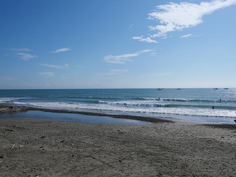 2021/10/10 9:10 片浜海岸(牧之原市)