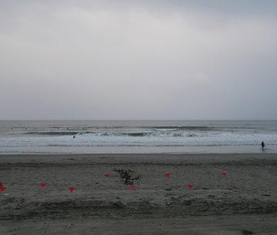 2021/10/10 6:29 鹿島ビーチ(牧之原市)