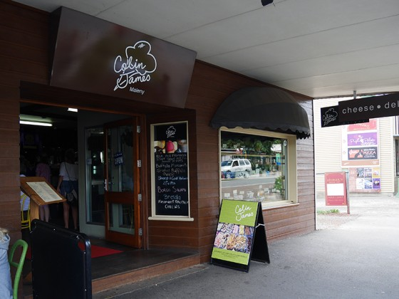 Colin James Maleny Sunshine Coast