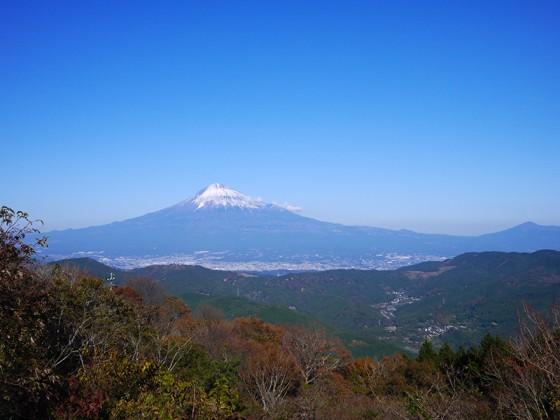 Mt.Fuji 富士山(浜石岳より)