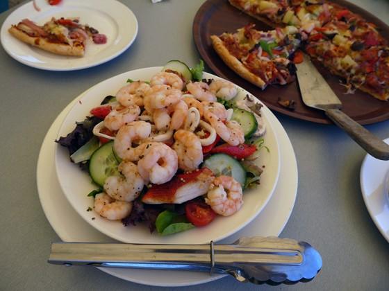 2014/02/25 Camelot Gourmet Pizza