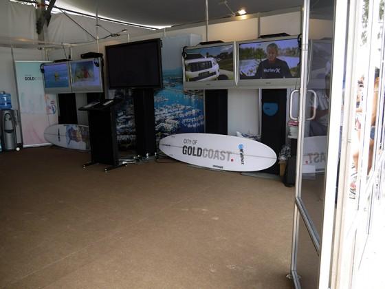CITY of Gold Coast マウントウッジサーフボード
