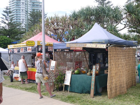 2014/03/09 Coolangatta Art & Craft Market