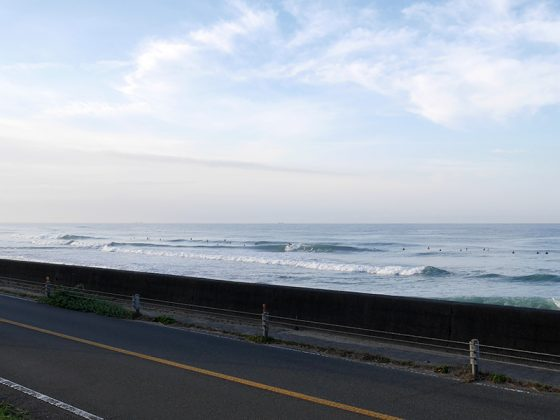 2016/08/04 6:13 御前崎(メロン)