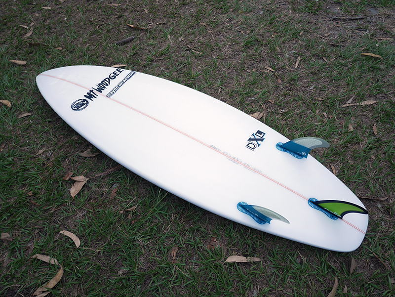 Mt Woodgee Surfborads DXLモデル