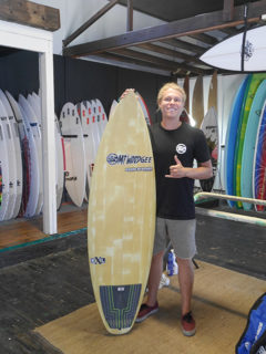 Mt Woodgee Surfboards DXLモデル