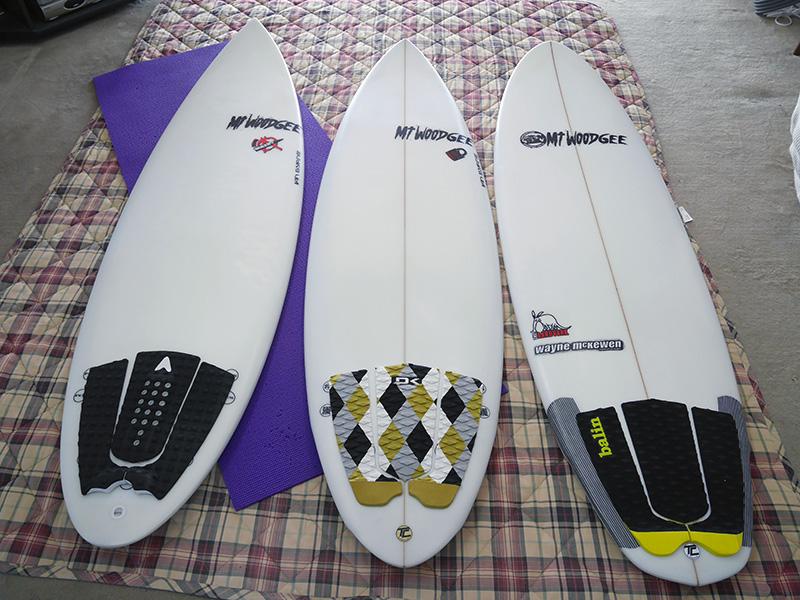 AARDVARKモデル、COMBOモデル、MINI BULLETモデル