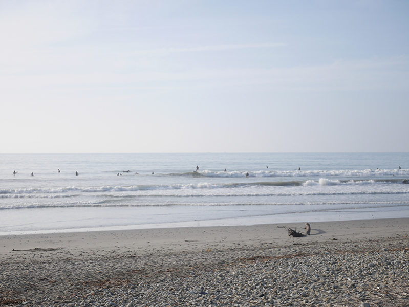 2017/05/06 6:53 片浜海岸(静岡県牧之原市)