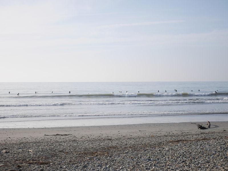 2017/05/06 6:54 片浜海岸(静岡県牧之原市)