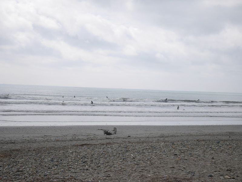 2017/05/06 9:00 片浜海岸(静岡県牧之原市)