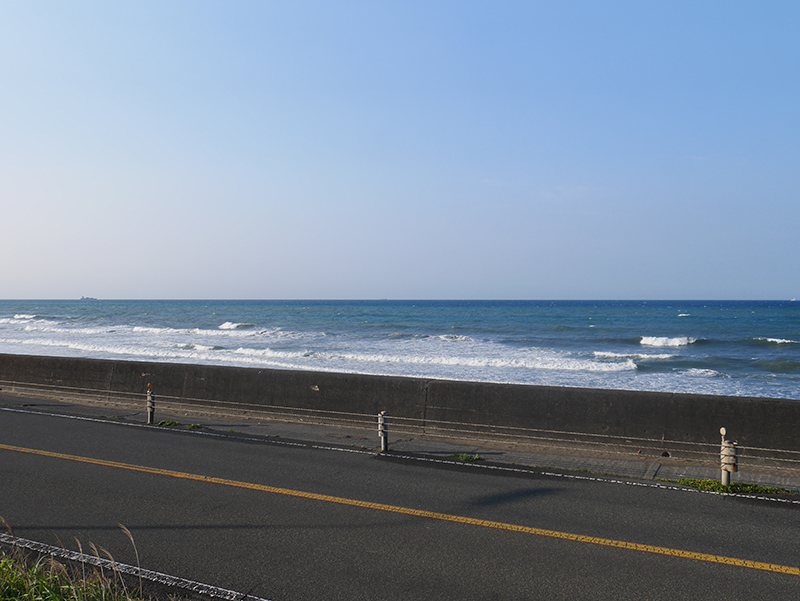 2017/06/02 6:26 御前崎(メロン前)