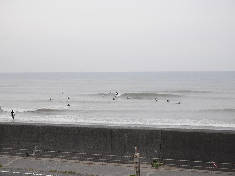 2017/06/24 7:43 御前崎 メロン前