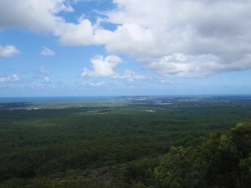 2018/02/08 Mount Tinbeerwah Lookout
