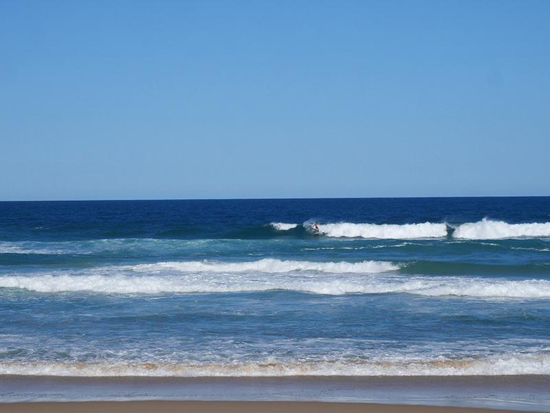 2018/02/10 16:10 Sunshine beach