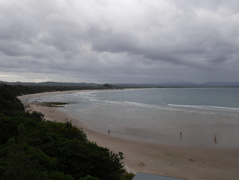 2018/02/21 17:48 Byron bay THE PASS