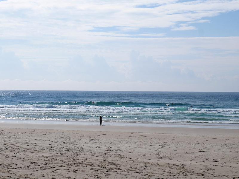 2018/02/25 9:28 Tallow Beach