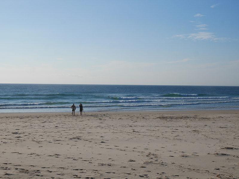 2018/02/26 7:43 Tallow Beach