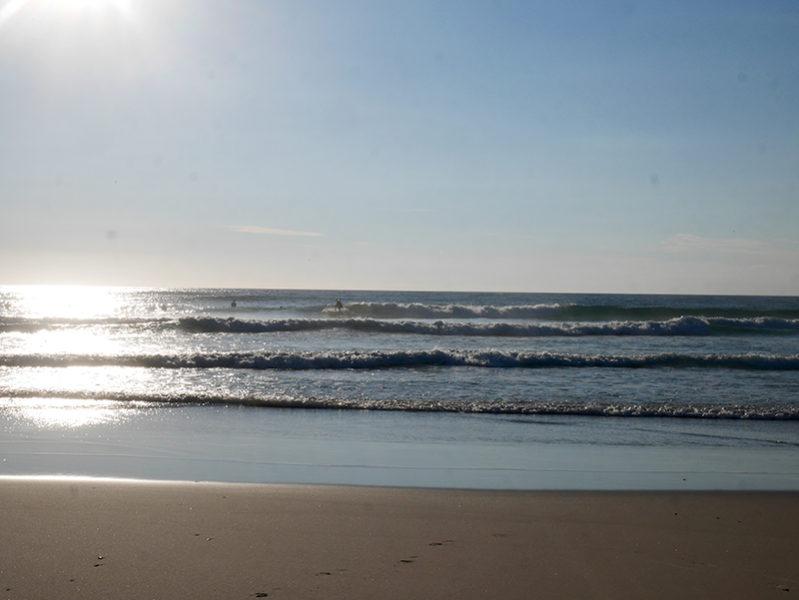 2018/02/26 7:46 Tallow Beach