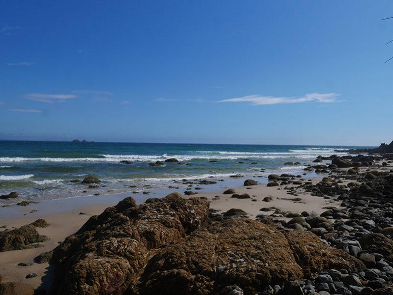 2018/02/26 9:39 Wategos Beach