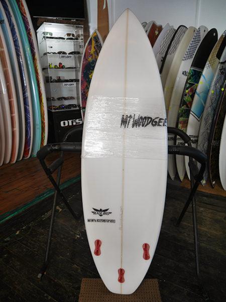 Mt Woodgee Surfboard ブラックバードモデル