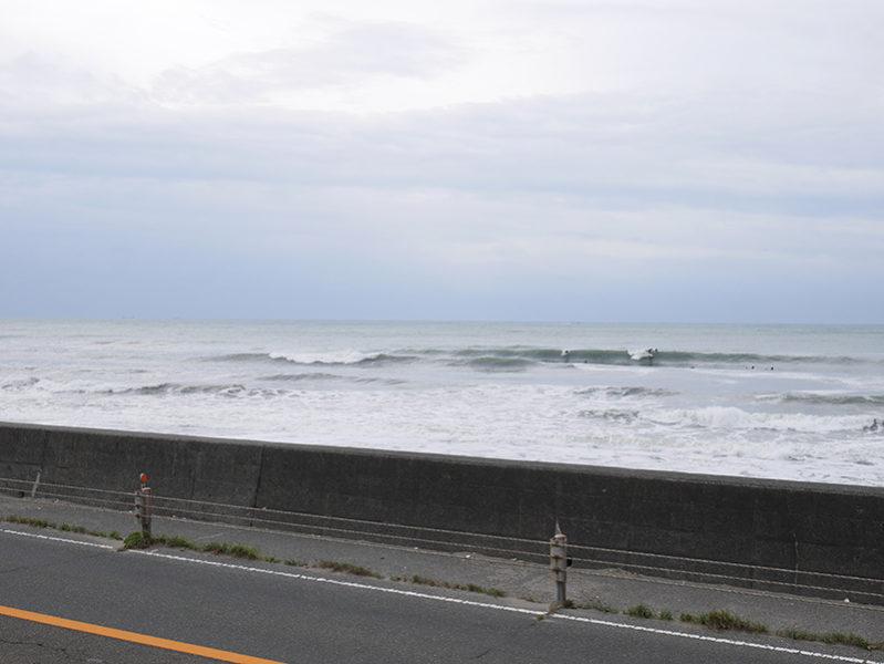 2018/05/23 7:12 御前崎