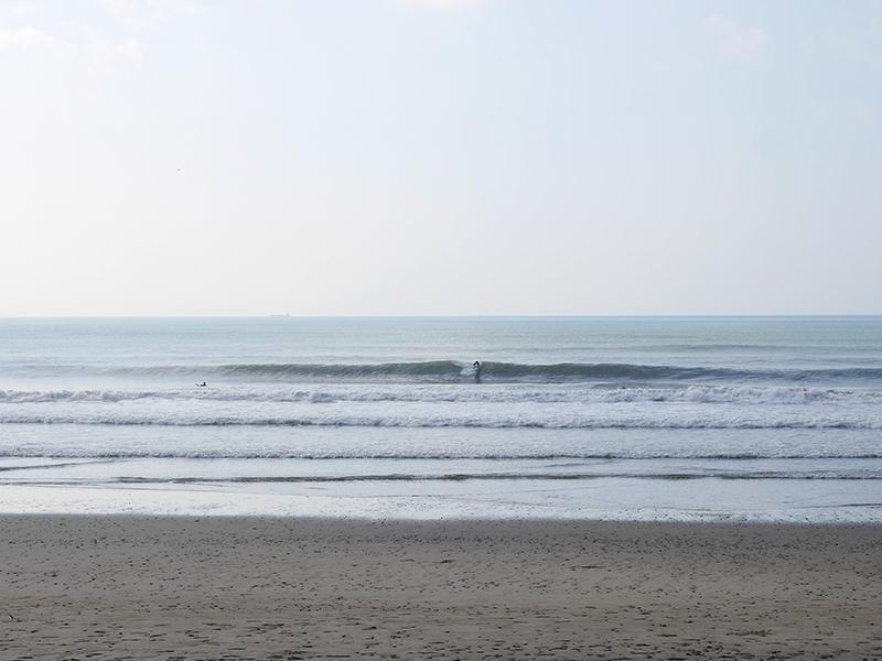 2018/07/11 7:09 鹿島ビーチ(牧之原市)