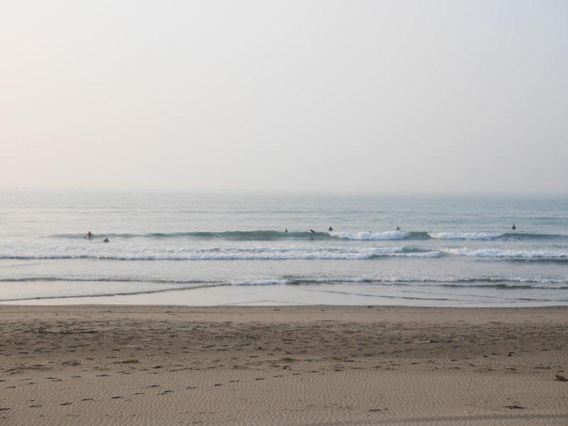 2018/08/02 6:17 鹿島ビーチ(牧之原市)