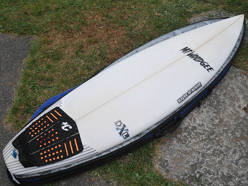 Mt Woodgee Surfboards DXL モデル