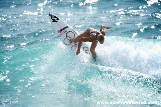 Mt Woodgee Surfboards Paige Hareb
