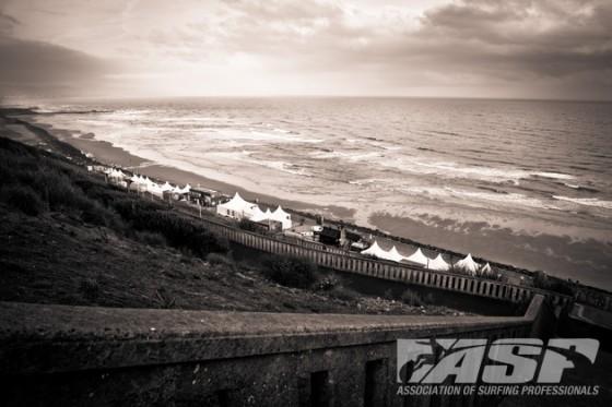 Roxy Pro Biarritz 2011 day2