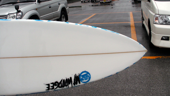 Mt Woodgee Surfboards