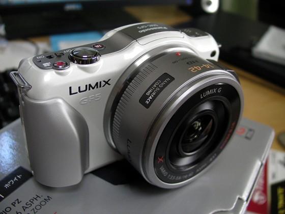 Lumix DMC-GF5X
