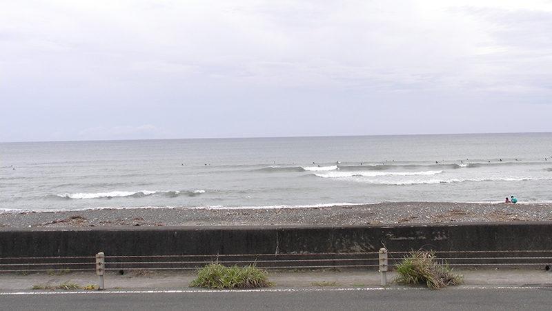 2018/07/28 11:57 御前崎(坂下)