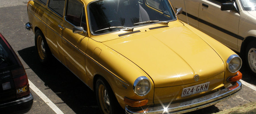 オーストラリアで見かけたかっこいい車
