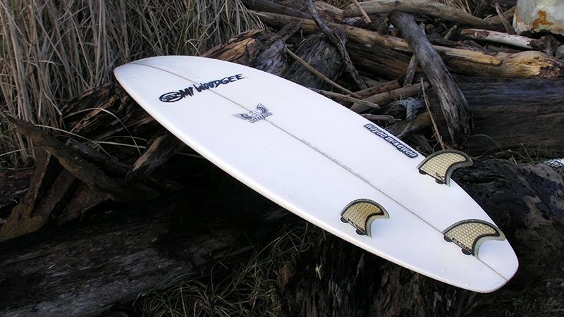 Mt Woodgee サーフボード DURBOモデル