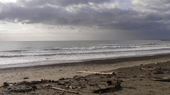 2013/10/17 7:07 片浜海岸