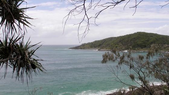 2015年大晦日 grante bay(ヌーサ、オーストラリア)